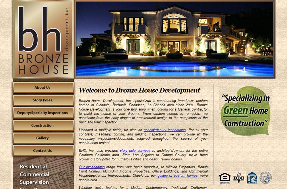 Bronze House