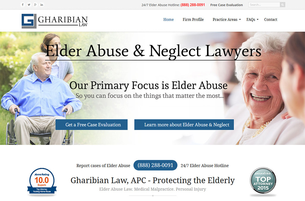 Gharibian Law