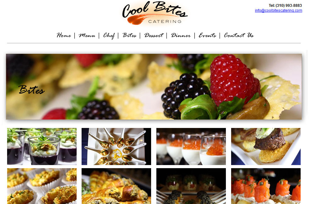 Cool Bites Catering