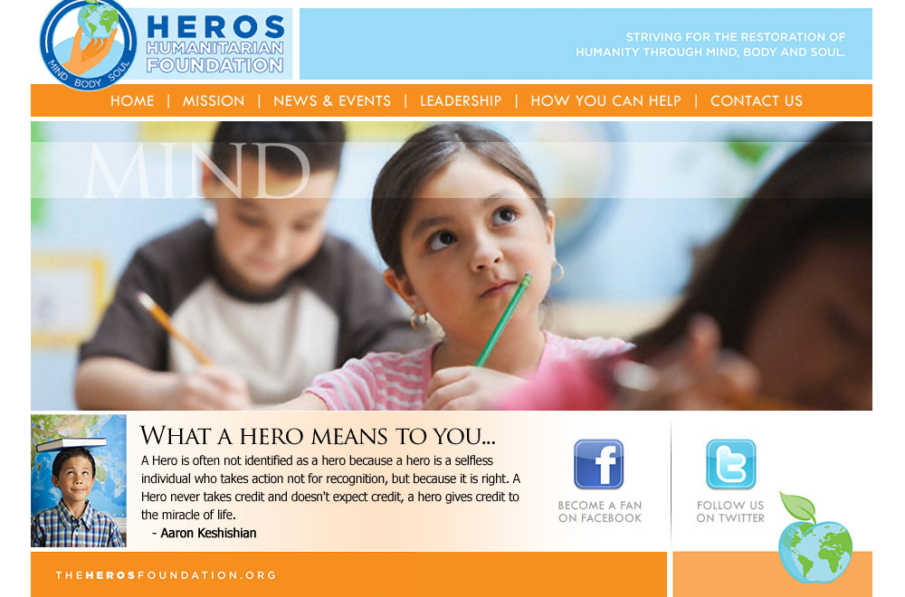 Heros Humanitarian Foundation